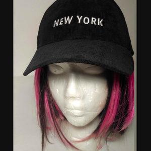 Black NYC Baseball Cap New York City Hat NEW